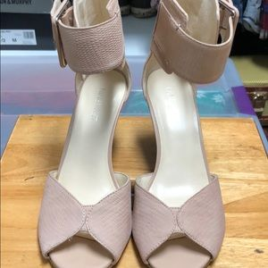 Nine West wedge sandals, 6.5
